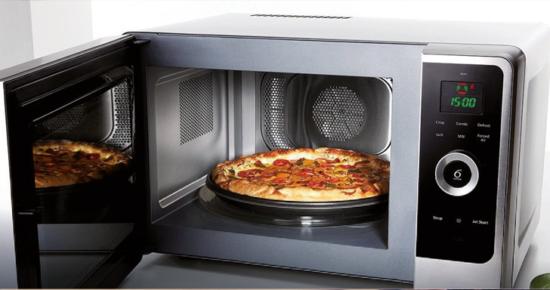La cottura con forno a microonde questa sconosciuta - Forno con microonde ...